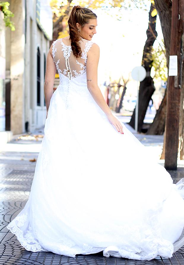 r e v i e w vestidos de novia y fiesta